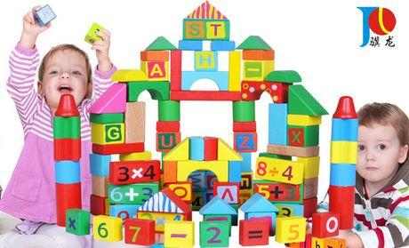 【骥龙儿童益智数字积木玩具团购】骥龙儿童益智数字